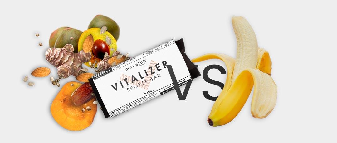 VITALIZER VS Banane